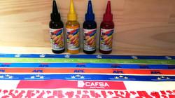 Tintas para sublimación CMYK