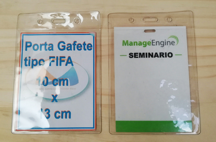 Porta Gafete FIFA