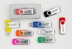 Llaves USB de 4GB / 8GB