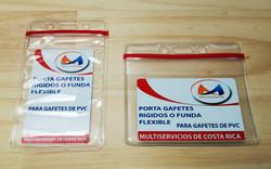 Porta Gafetes Funda Flexible