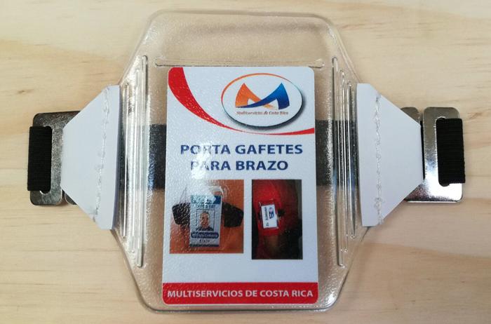 Porta Gafete Brazo