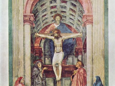 Trinity Sunday, Year A