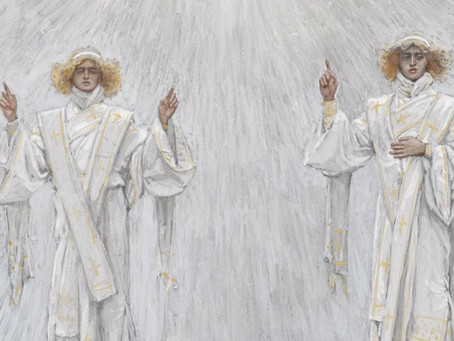 Mass of the Ascension, Year A