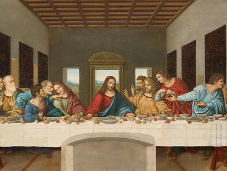 Holy Thursday: Message from Fr Joe Caddy