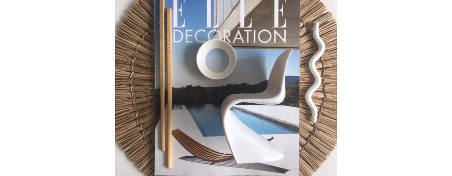 Elle decoration July 2018