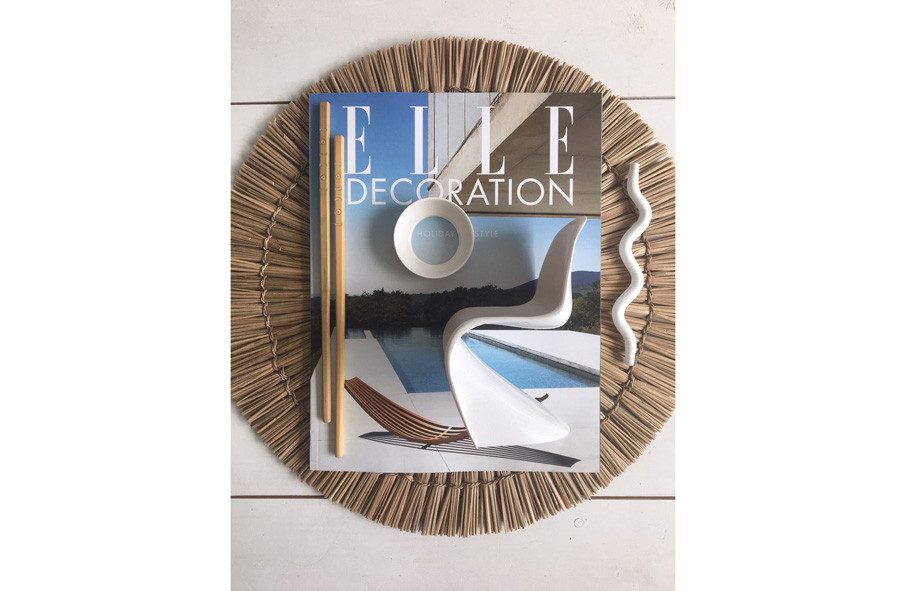 Elle decoration July 2018