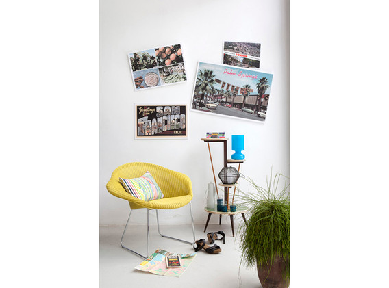 Huge postcards (Holiday souvenirs)
