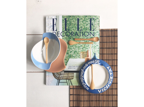 Elle Decoration April 2018