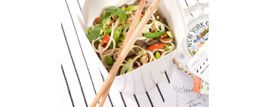 Noodles in New York (Dinnerdiva in the city)