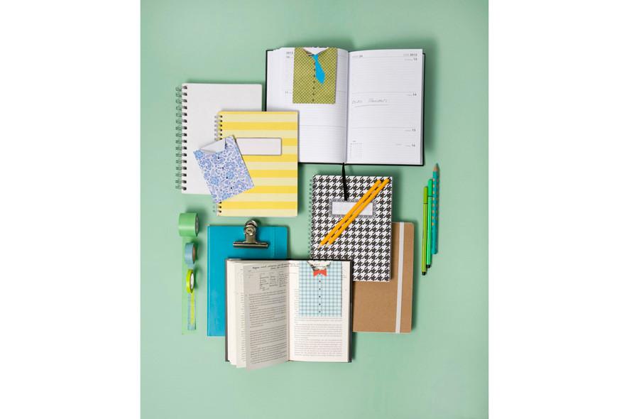 Notebooks & Bookmarks