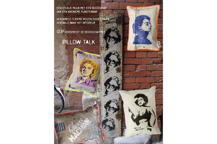 Advertisement Pillow talk
