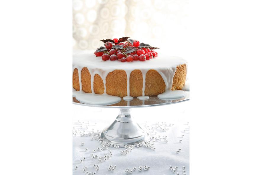 Snowwhite fruitcake (Van keukenmeid tot dinnerdiva)