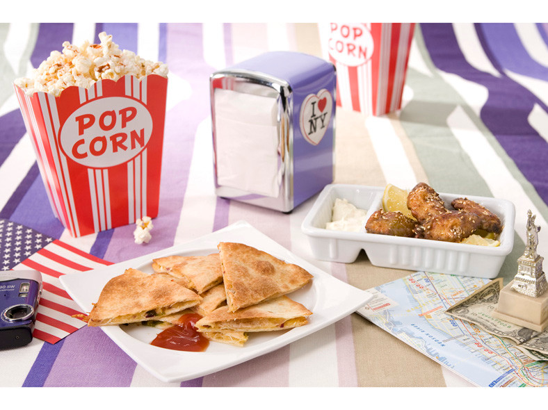 Snacks in New York (Dinnerdiva in the city)