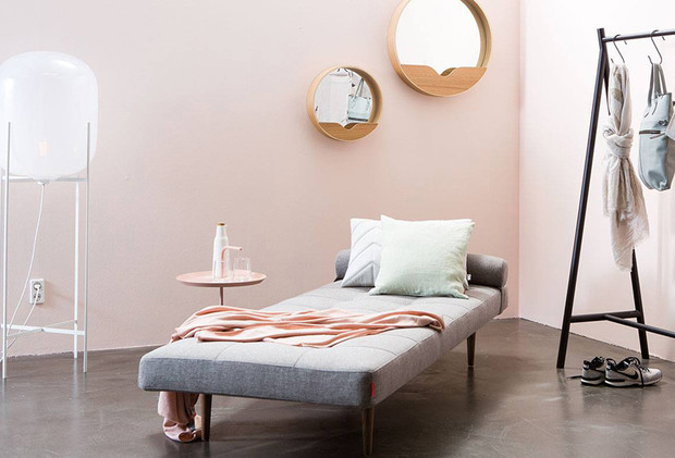 Daybed pastels