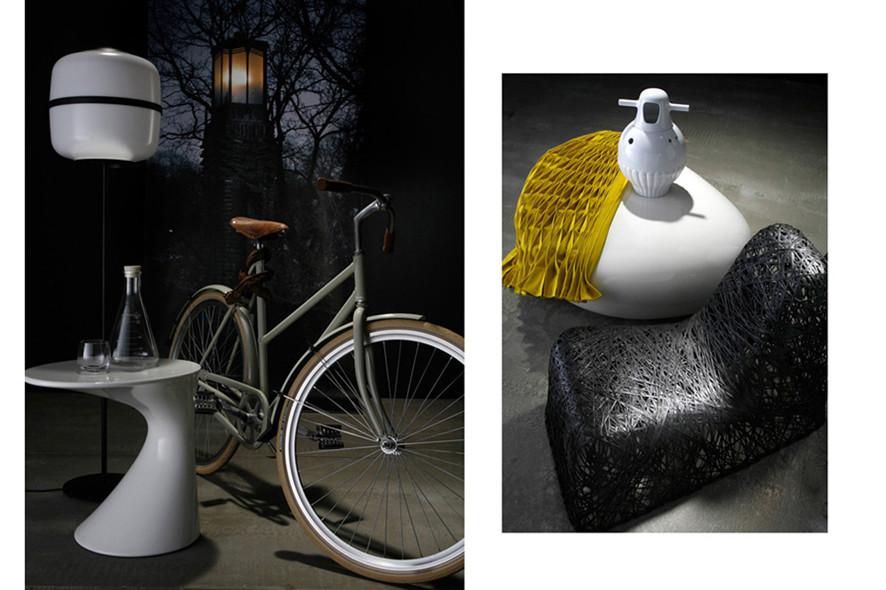 Design in the spotlights
