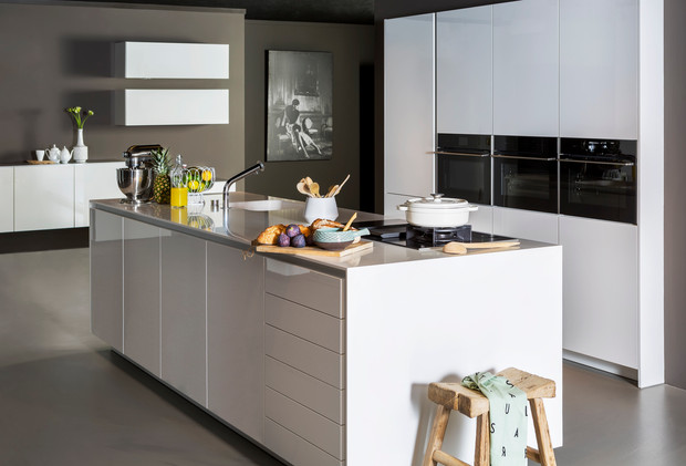 Kitchen white Poggenpohl