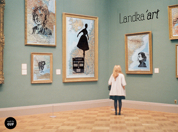 Advertisement Landka'art