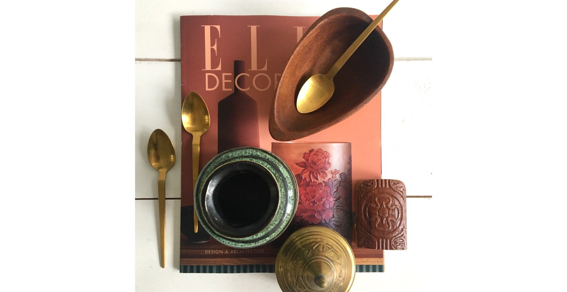 Elle Decoration UK November 2018
