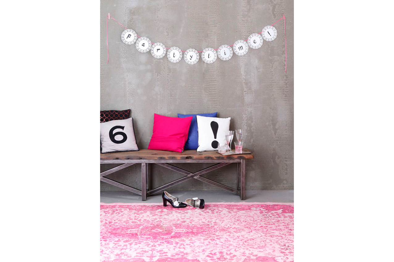 Party garland