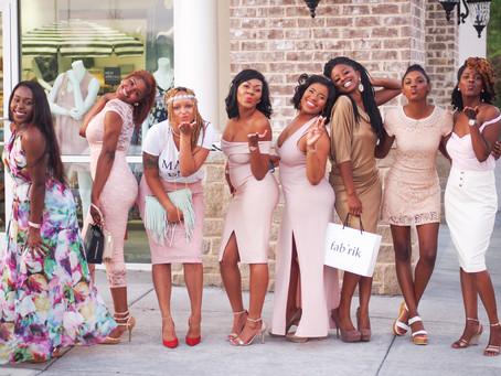 "Chic Lifestyle... Gorgeous Girlfriends! Edwina LaShan Presents... ""Unwine in Style"""