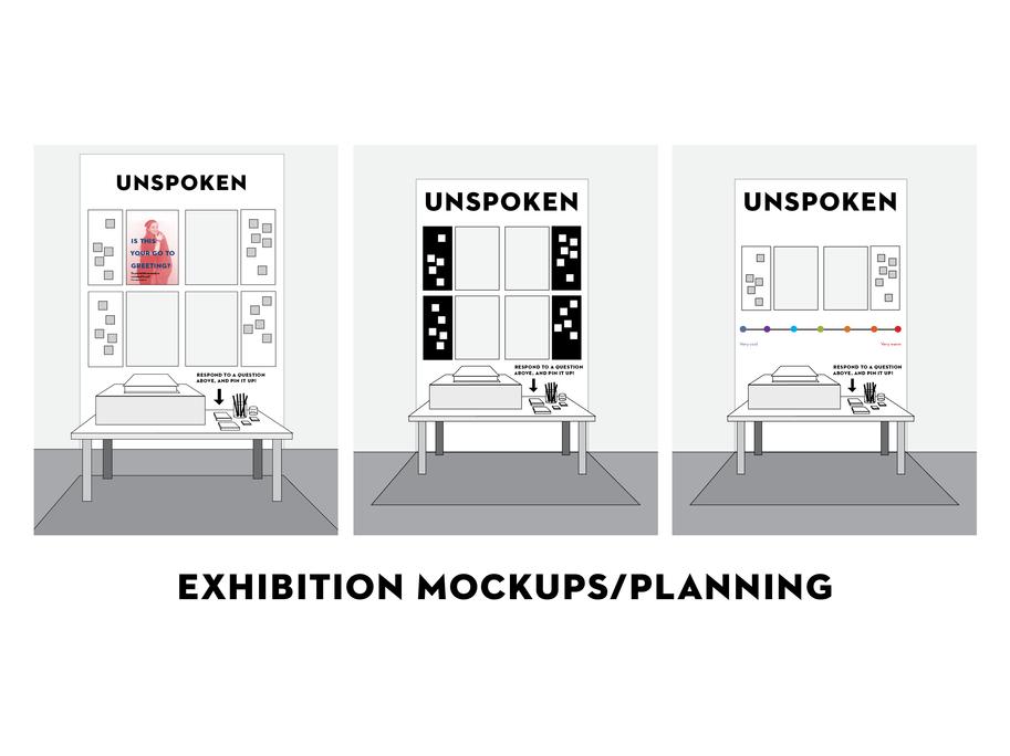 Exhibition Mockups
