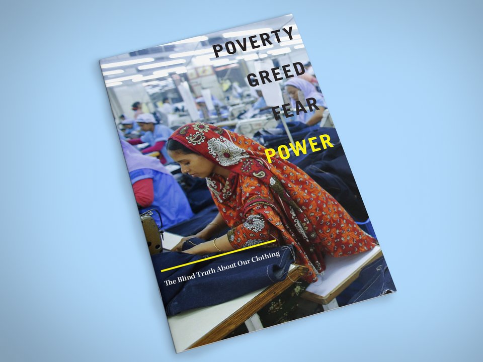 Poverty, Greed, Fear, Power