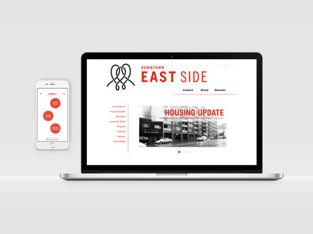 Website and Mobile App