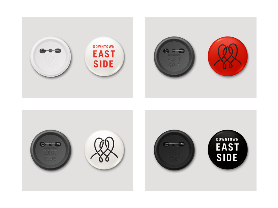 Equity Items - Buttons