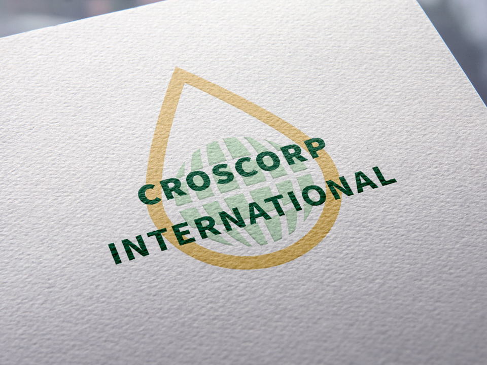 Croscorp Logo Design