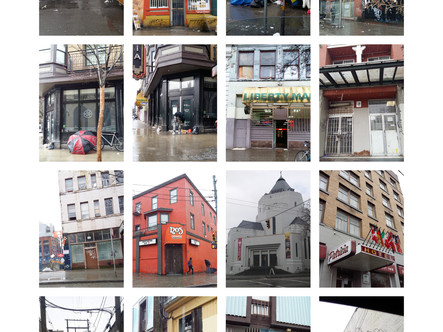 Field Work - Photos of Neighborhood