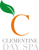 Clementine Day Spa png logo