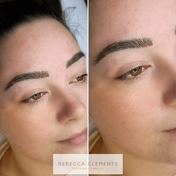 Microblading by Rebecca Clements Permane