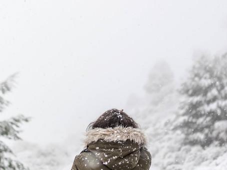 Vinter = tørr hud?
