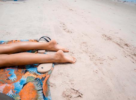 Solen - Beskytt og Pass på Huden