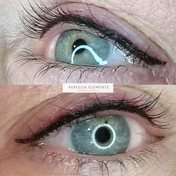 Baby wing lash enhancement eyeliner BS 2