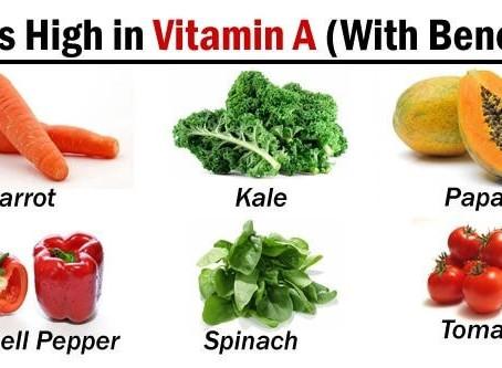 Alle snakker om vitamin A