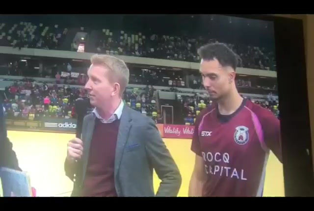 BBC Sport Online Interview