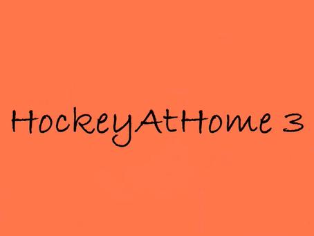 Week 3 Challenge 3 #HockeyAtHome3 #DragTap