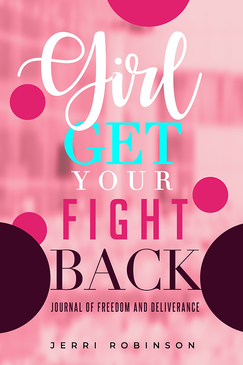 Girl Get Your Fight Back Devotional