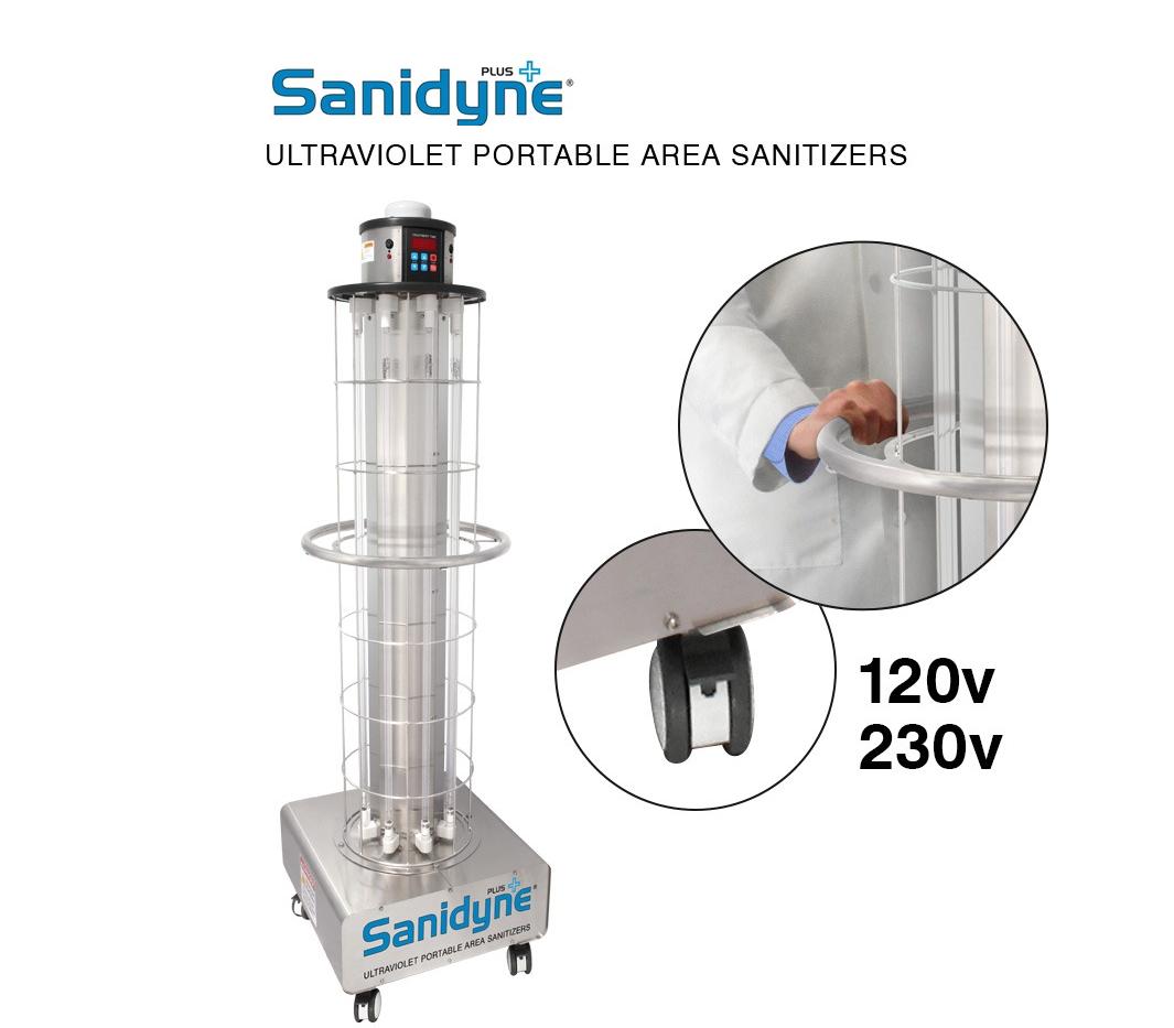 Sanidyne Plus Surface & Air Sanitizer