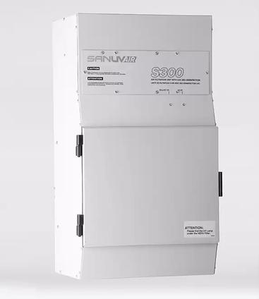 HEPA Sterilization & UV Air Purification System