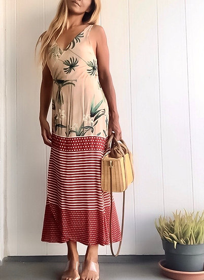 "Tropicious"" Siena Wrap Dress"