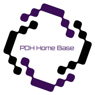 PDH Home Base Logo