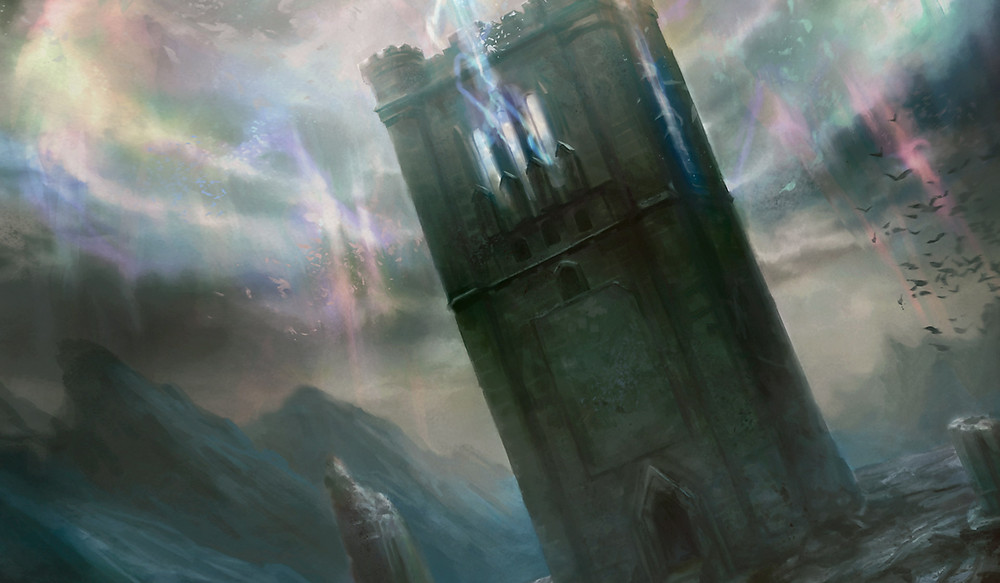 Command Tower, by Ryan Yee, owned by Wizards of the Coast © All Rights Reserved.