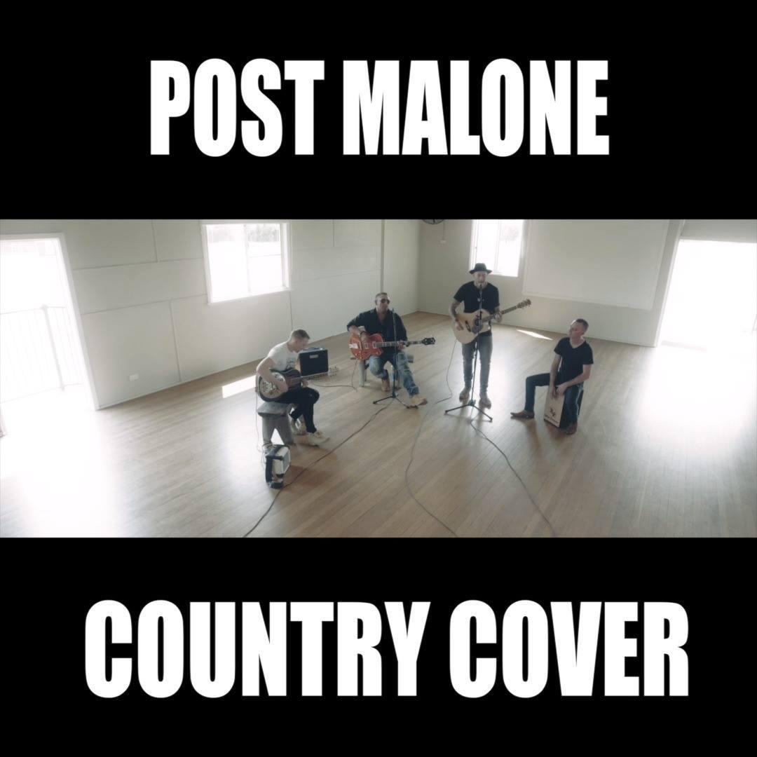 "Post Malone 'Congratulations"" Country Cover"