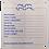 Stålskilt - Rustfri - Maskinskilt - CE skilt - Mærkeplade - 316 - Gravering - Farve
