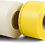 TAG mærker på rulle - PUR mærker - Opmærkning -  Hvid - Gul