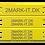 Kabelmærke - Kabelskilt - Laser graveret - PUR - Opmærkning - Kabelopmærkning - Stregkode - QR kode -Gul - Hvid
