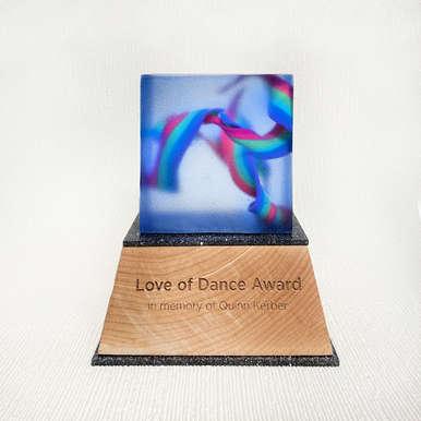 Love of Dance Award: In memory of Quinn Kerber