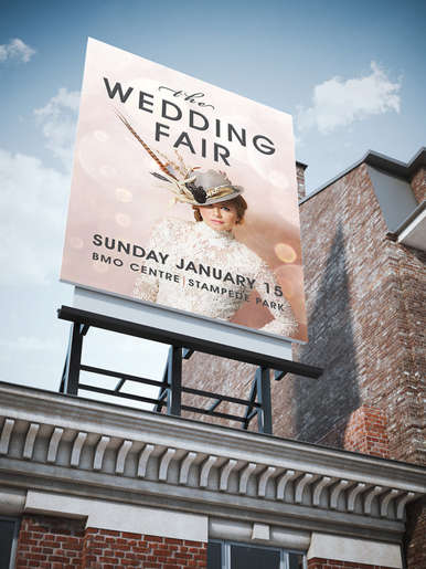 pinkspot-graphic-design-the wedding fair